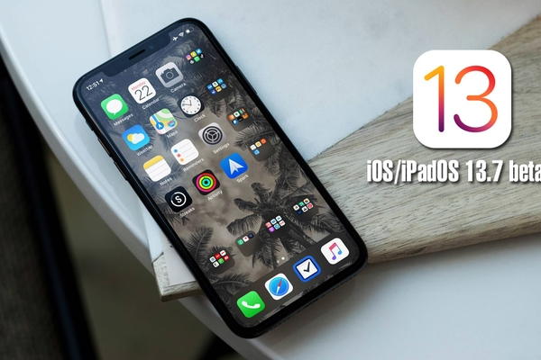 Apple bất ngờ cho ra mắt bản beta đầu tiên của IOS/iPadOS 13.7 nâng cấp tính năng thông báo lây nhiễm COVID-19