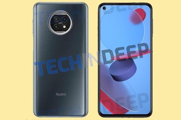 Rò rỉ thiết kế mặt trước và mặt sau cùng một phần thông số kỹ thuật của Redmi Note 10