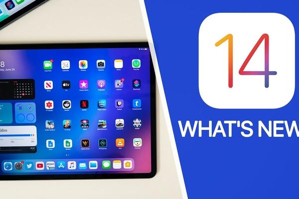 iPadOS 14 cho phép sử dụng Siri và tương tác với các ứng dụng khác cùng một lúc