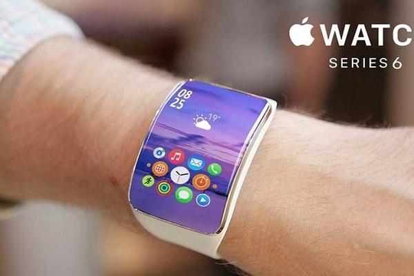 Apple Watch Series 6 có tính năng theo dõi oxy trong máu