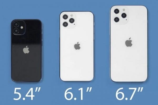 Rò rỉ ảnh iPhone 12 màn 5.4 inch có thể được gọi là iPhone 12 Mini