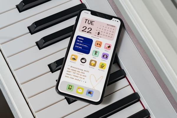 Hướng dẫn tự thiết kế Màn hình chính iPhone trên IOS 14 theo sở thích của mình