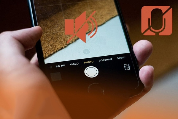 Cách tắt tiếng khi chụp ảnh iPhone lock đơn giản