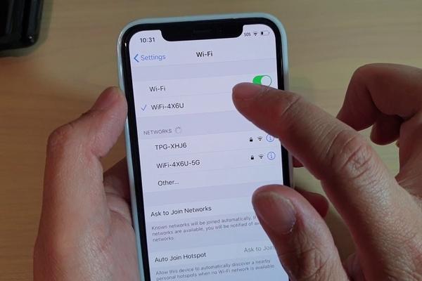 Vô hiệu hóa địa chỉ MAC riêng tư khi kết nối Wifi trên iPhone