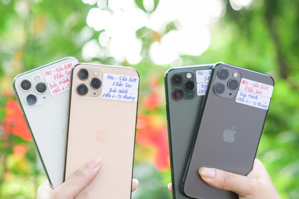 4 câu nên hỏi trước khi mua iPhone 11 Pro tại Điện Thoại Mới
