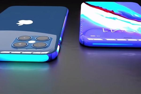 iPhone 13 có thiết kế màn hình cong phủ kín cả 4 cạnh, cổng sạc Lightning biến mất
