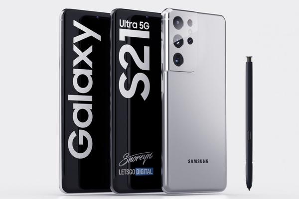 Samsung Galaxy S21 Series: Phiên bản Ultra sẽ có bút S Pen