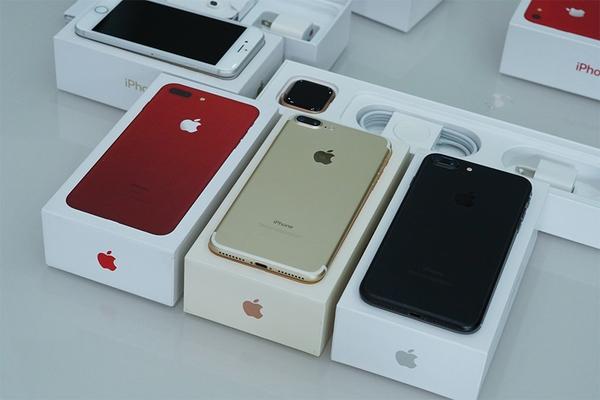 iPhone 7 Plus màu nào đẹp? Cách lựa chọn màu sắc cho hợp mệnh