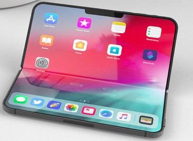 Apple có thể tung ra iPhone có thể gập lại vào năm 2022
