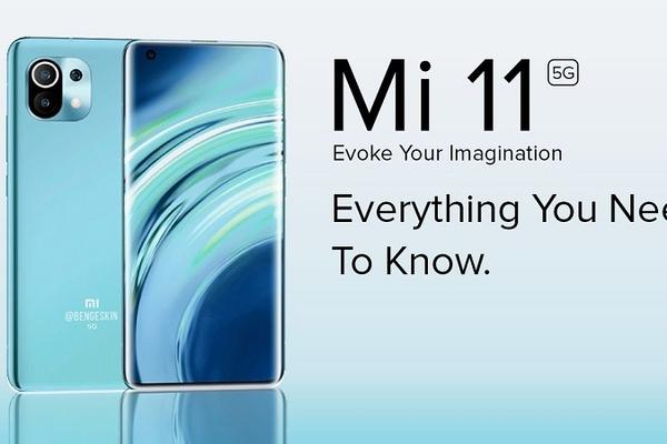 Xiaomi Mi 11 series ấn định thời điểm ra mắt