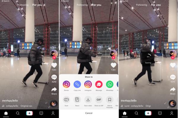 3 cách tải video TikTok trên iPhone cực đơn giản cần lưu lại ngay