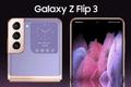 Rò rỉ ảnh render Galaxy Z Flip 3 mới cực ấn tượng