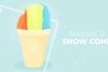 Android 12 còn có tên gọi là Snow Cone