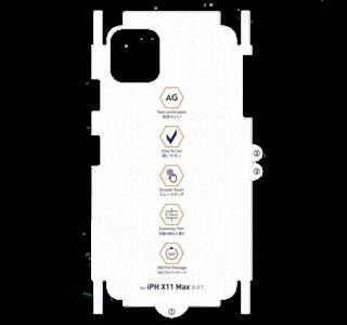 Miếng dán PPF Full viền mặt sau (iPhone SE, 6S, 6S Plus, 7, 7 Plus, 8, 8 Plus, X)