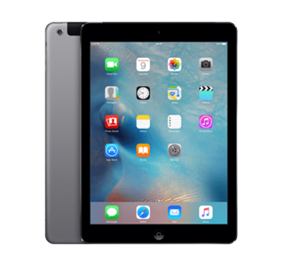 iPad Air cũ 32GB (Wifi+4G)
