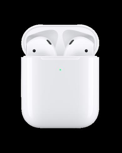 Tai Nghe Bluetooth Apple AirPods 2 New Chính Hãng (Có dây)
