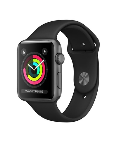 Apple Watch Series 3 LTE 42mm Nhôm Cũ 99%