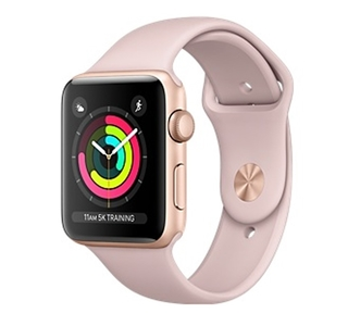 Apple Watch Series 3 LTE 42mm Thép Cũ 99%