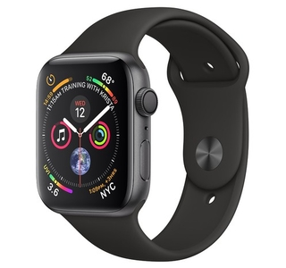Apple Watch Series 4 LTE 44mm Thép