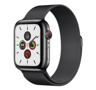 Apple Watch Series 5 LTE 44mm Thép Cũ 99%