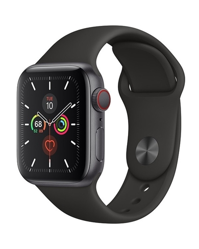 Apple Watch Series 5 LTE 40mm Nhôm Mới