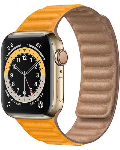 Đồng hồ Apple Watch Series 6 thép không gỉ