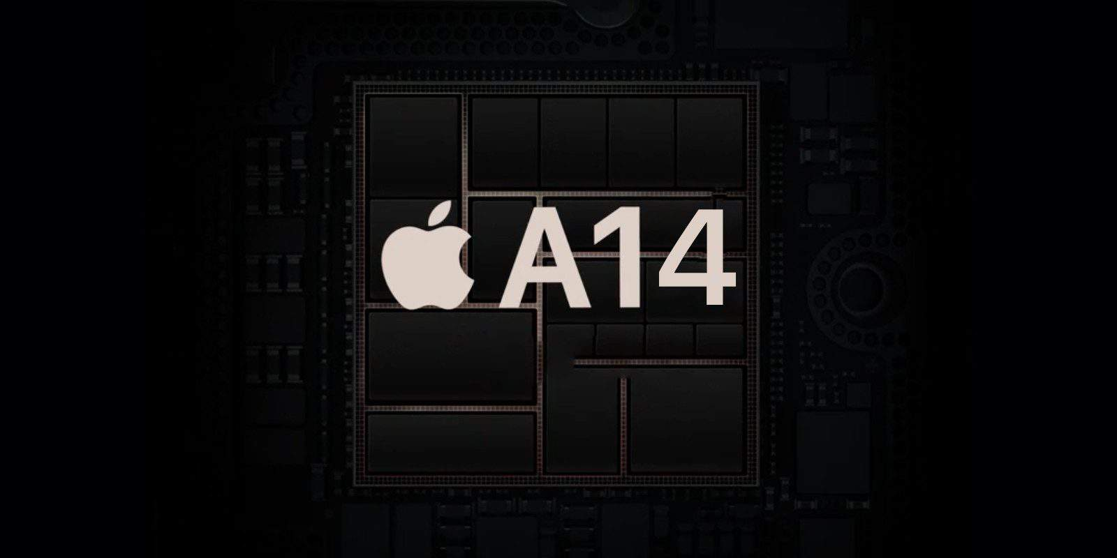 Con chip A14 mới của Apple