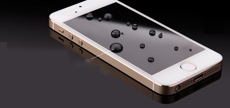 Nhận biết iPhone zin bằng giọt nước đơn giản