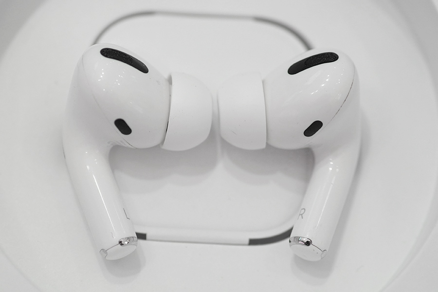 Thiết kế tai nghe Airpods Pro