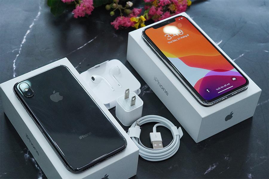 iPhone X được bảo mật tuyệt đối với Face ID