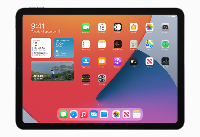 cấu hình iPad Air 4 2020