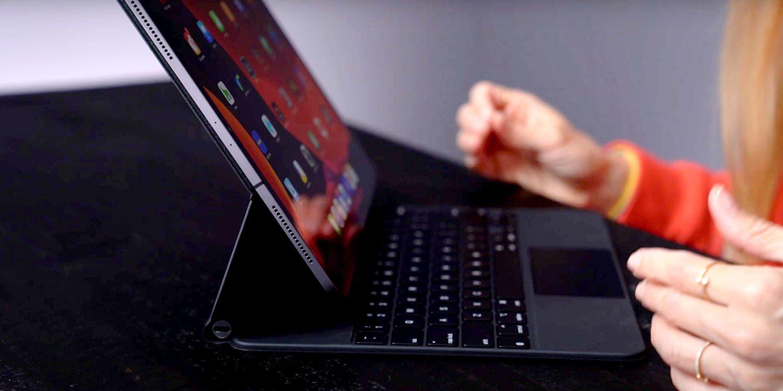Bàn phím Magic Keyboard của iPad Air 4 2020