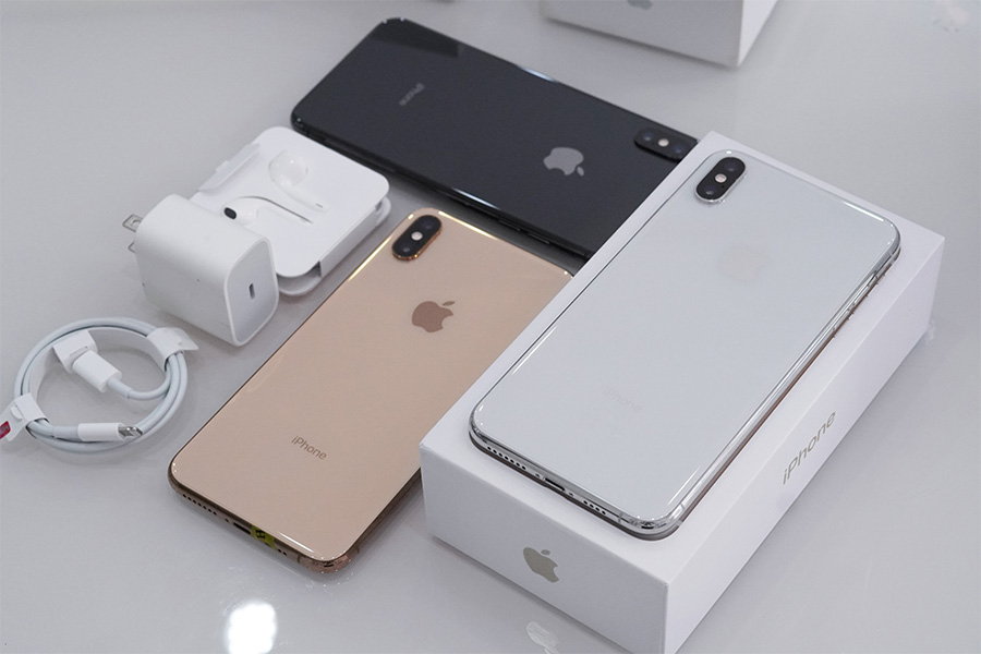 Thiết kế iPhone Xs Max VN/A