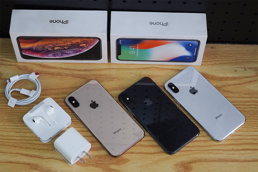 Thiết kế iPhone Xs VN/A