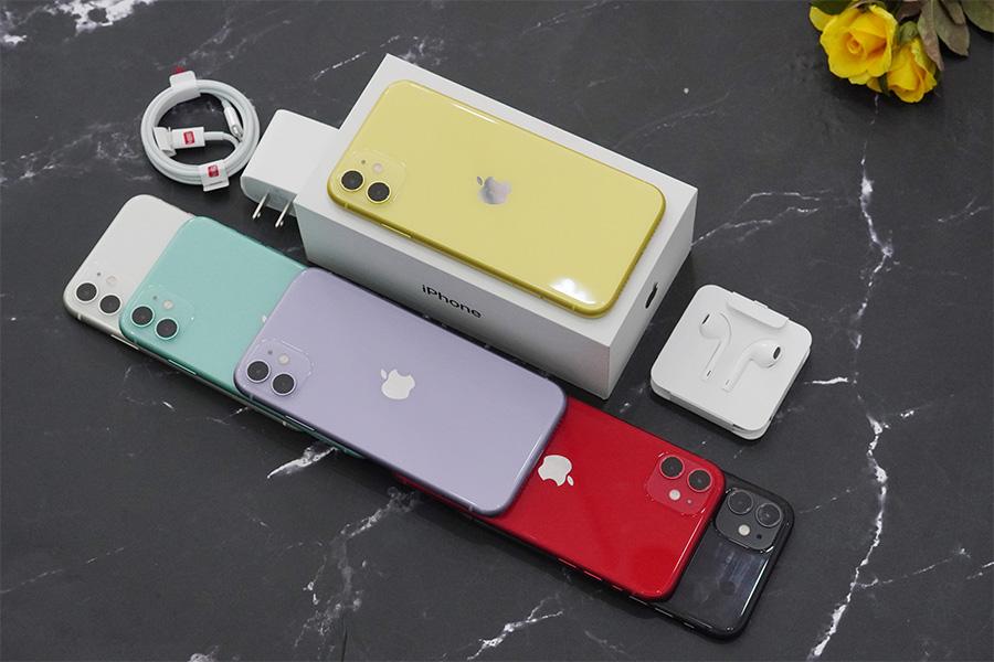 iPhone 11 ATO có 6 phiên bản màu sắc cho bạn thoải mái lựa chọn