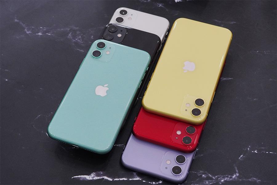 iPhone 11 ATO đã kích hoạt, chưa sử dụng