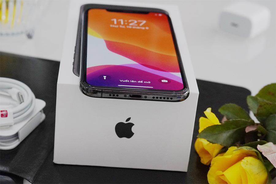 Dung lượng pin của iPhone 11 Pro ATO như mới