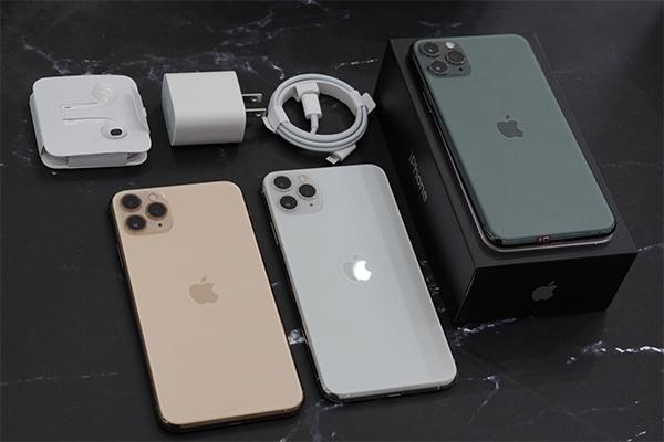 iPhone 11 Pro Max ATO luôn thu hút sự chú ý của iFan
