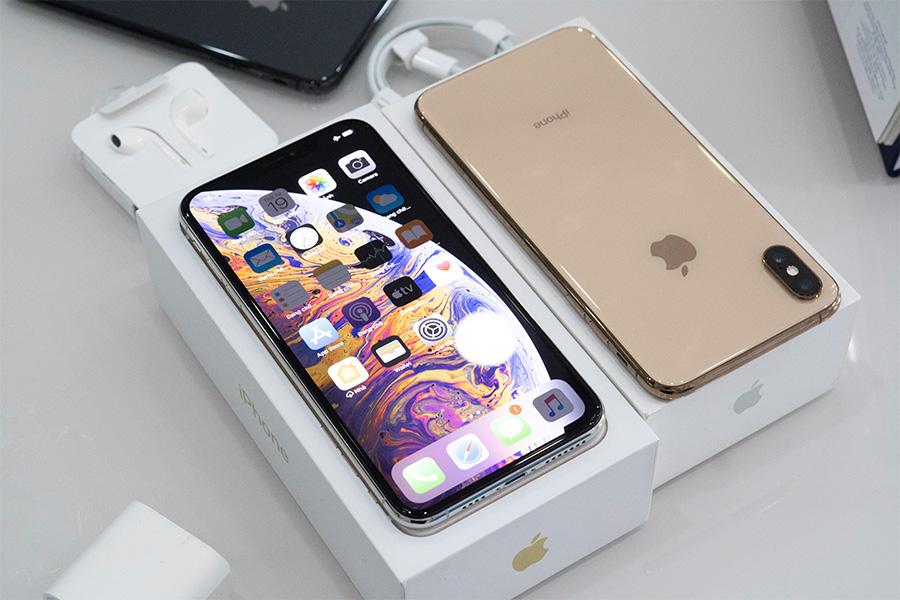 iPhone Xs Max ATO có thiết kế sang trọng